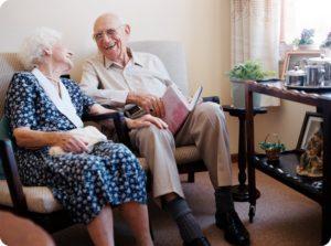 Дом престарелых как бизнес