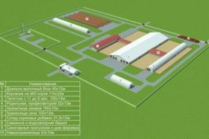 Бизнес план молочной фермы на 100 голов с расчетами