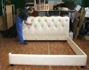 Бизнес по перетяжке мягкой мебели