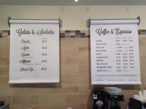 Оформление меню кофейни: оригинальные идеи и фото