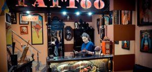 Бизнес-идея  открытия тату-салона