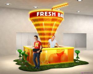 Как открыть фреш-бар