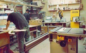 Бизнес-идея: Столярная мастерская