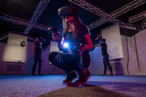 Новая ниша для бизнеса: Квест виртуальной реальности