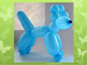 Твистинг — делаем фигуры из воздушных шаров