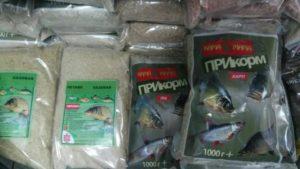 Бизнес-идея производства подкормки для рыбы