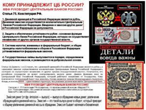 ЦБ РФ — что это за организация, где зарегистрирован и кому принадлежит Центробанк России, функции, структура