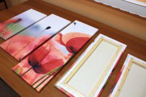 Бизнес-идея изготовления модульных картин
