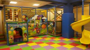Бизнес-идея открытия детского игрового комплекса