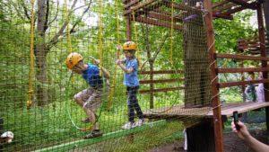 Как открыть свой Веревочный парк?