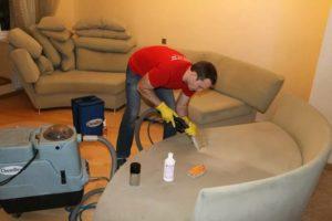 Бизнес-идея химчистки ковров и мебели