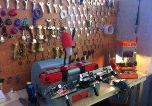 Как открыть мастерскую по изготовлению ключей