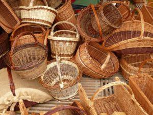 Бизнес идея: производство плетеных изделий с последующей их продажей