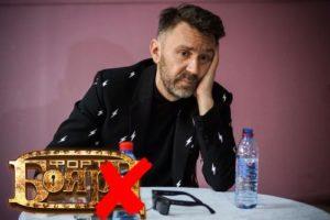 Богатый русский рокер: сколько зарабатывает Сергей Шнуров