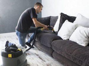 Бизнес идея: химчистка на дому