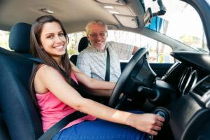 Бизнес идея: Инструктор по вождению автомобиля