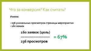 Как посчитать конверсию продаж? Правила расчета и частые ошибки — Promdevelop