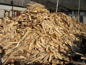 Производство и продажа дров