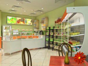 Как открыть кафе здорового питания