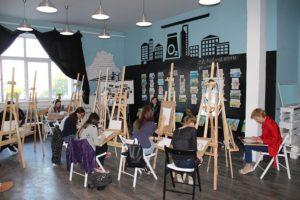 Бизнес идея: Как открыть художественную школу?