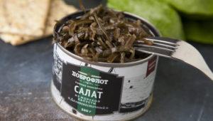Производство консервированной морской капусты