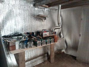 Содержание асиков на балконе зимой: вентиляция и охлаждение