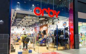 Франшиза фирменной детской одежды Orby