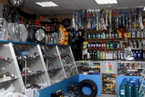 Бизнес-идея открытия магазина автоаксессуаров