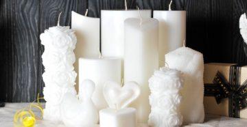Производство свечей на дому