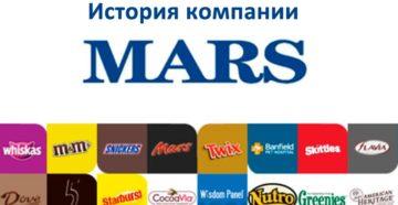 История успеха компании Марс