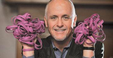 Фиолетовый браслет – сделаем жизнь совершенной за 21 день