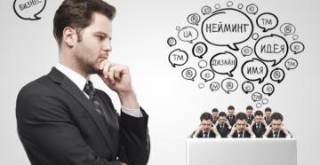 Как назвать бизнес — нейминг компании