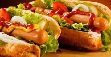 Франшизы хот догов: Сибилла, Хот дог мастер, Стардогс, Wurster, Hotdogger