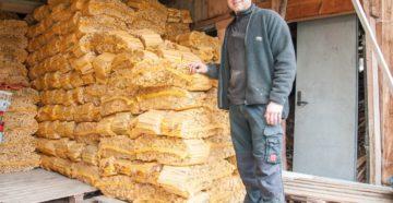 Как заработать на производстве дров