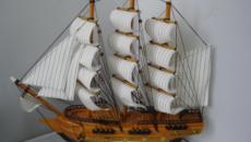 Бизнес-идея изготовления кораблей-сувениров