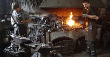 Художественная ковка металла как бизнес