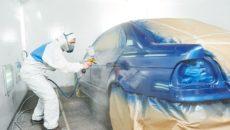 Покраска автомобиля как бизнес