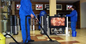 Бизнес-идея услуги по чистке ковров