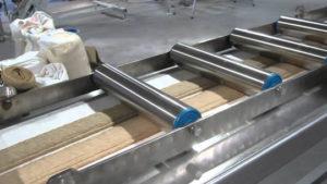 Производство хлебцев